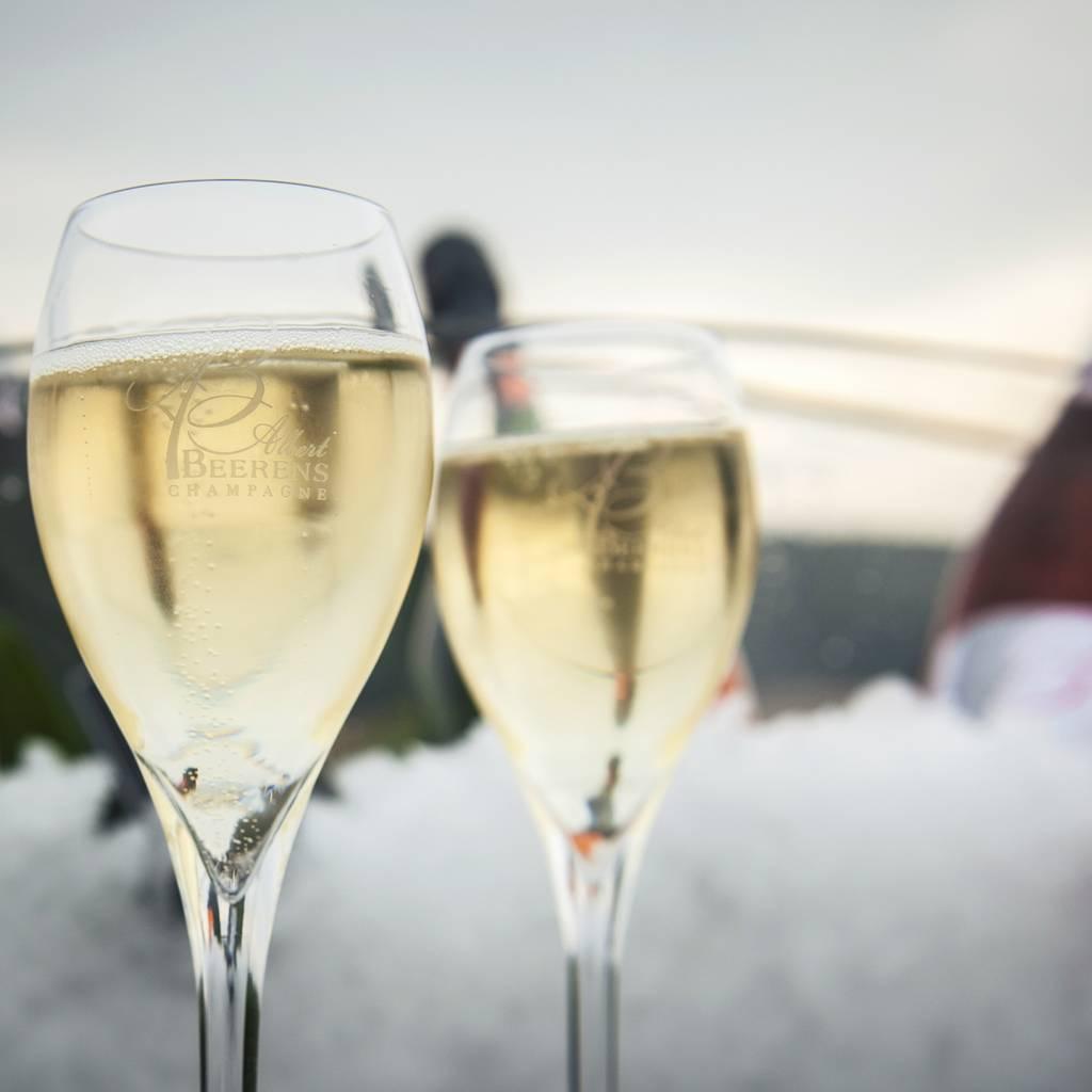 - 3 Champagnes tasting