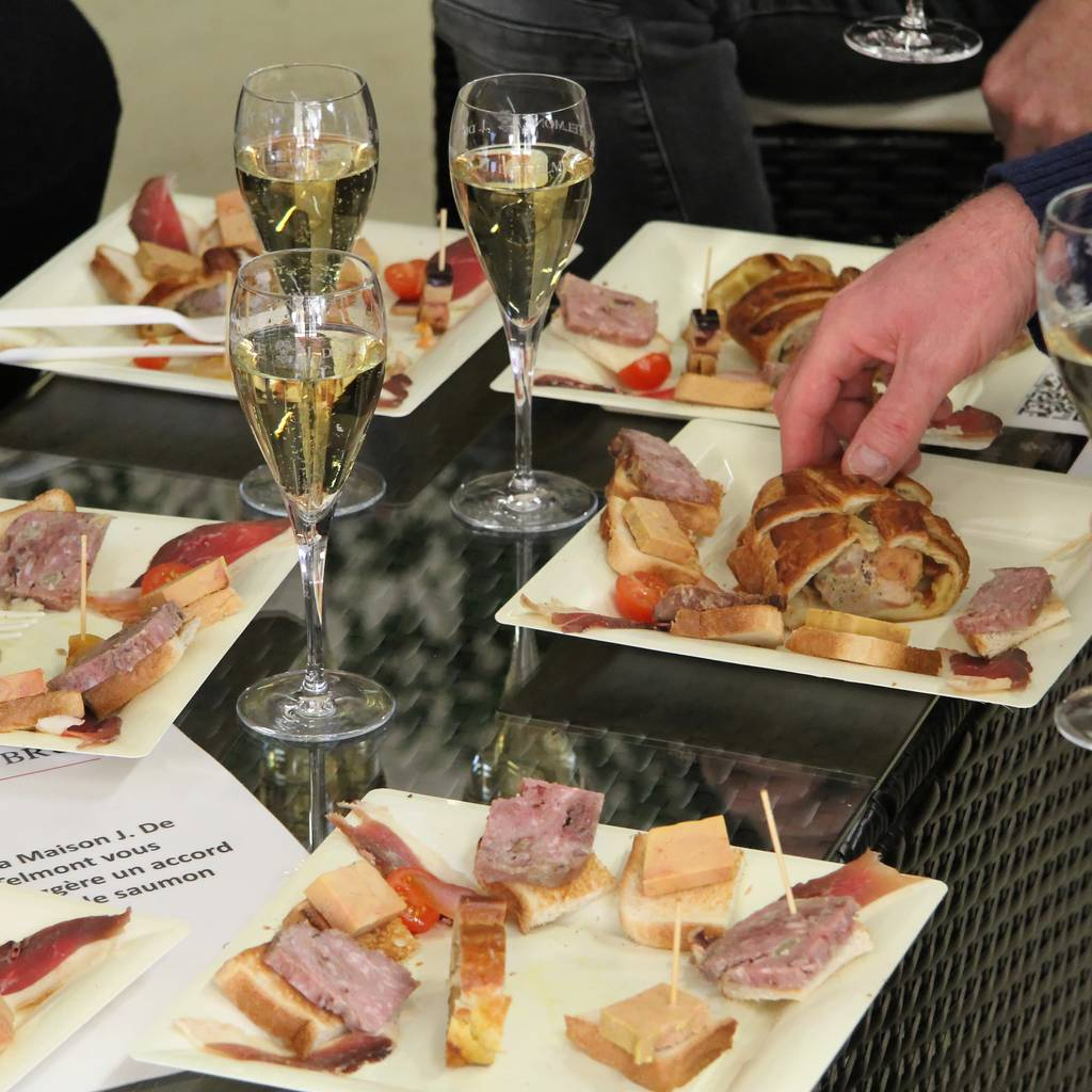 - Privatized Tasting workshop - The soul of Champagne