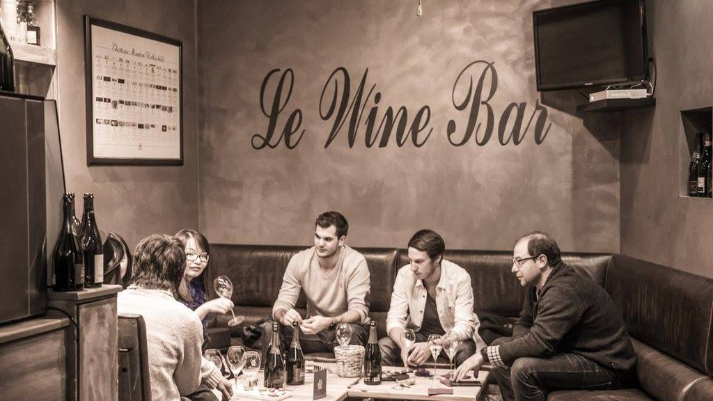 Le Winebar by Le Vintage