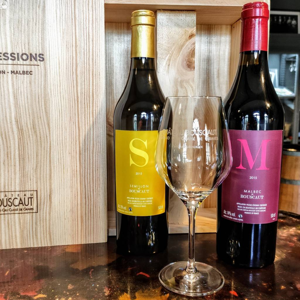 Our single-varietal wines - Expression 2015