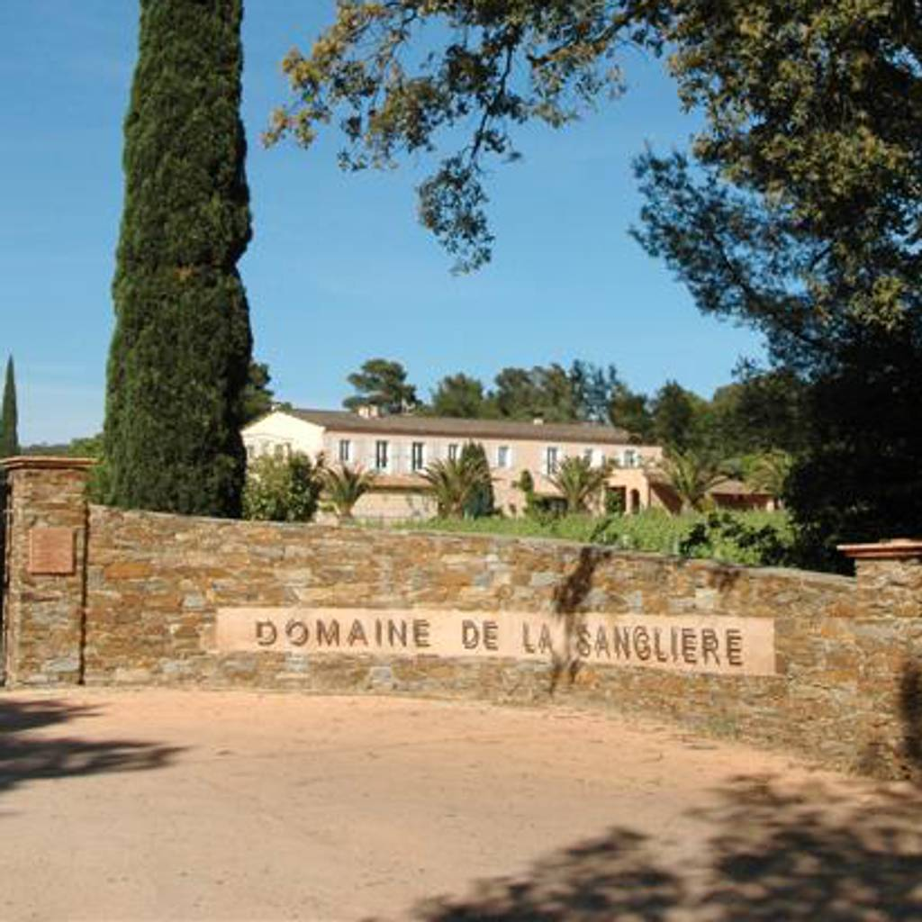 - Wine tour and wine tasting at Domaine de la Sanglière