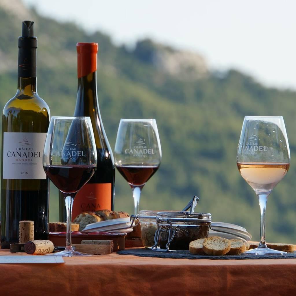 - Tasting : Winemaker aperitif