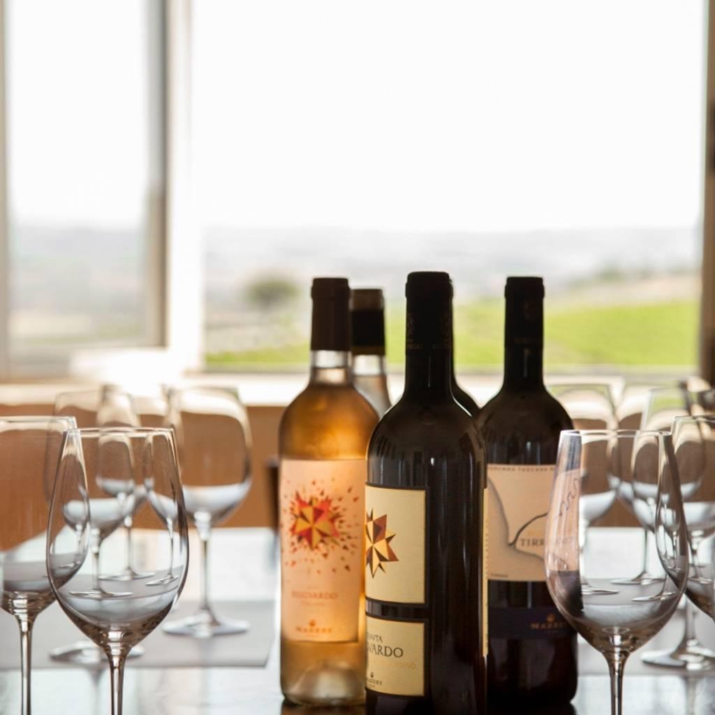 Belguardo's Wines Experience