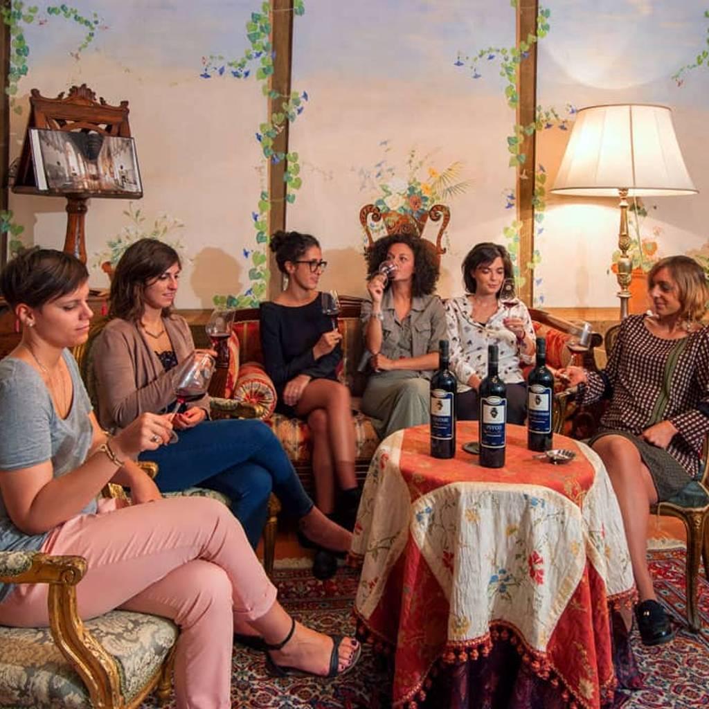 - Villa La Ripa tasting