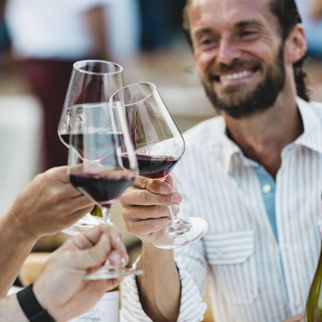 - Degustazione di vini