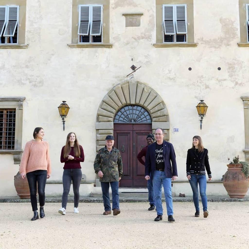 - Villa La Ripa Heel Toscane: bezoek en wijn- en spijscombinatie