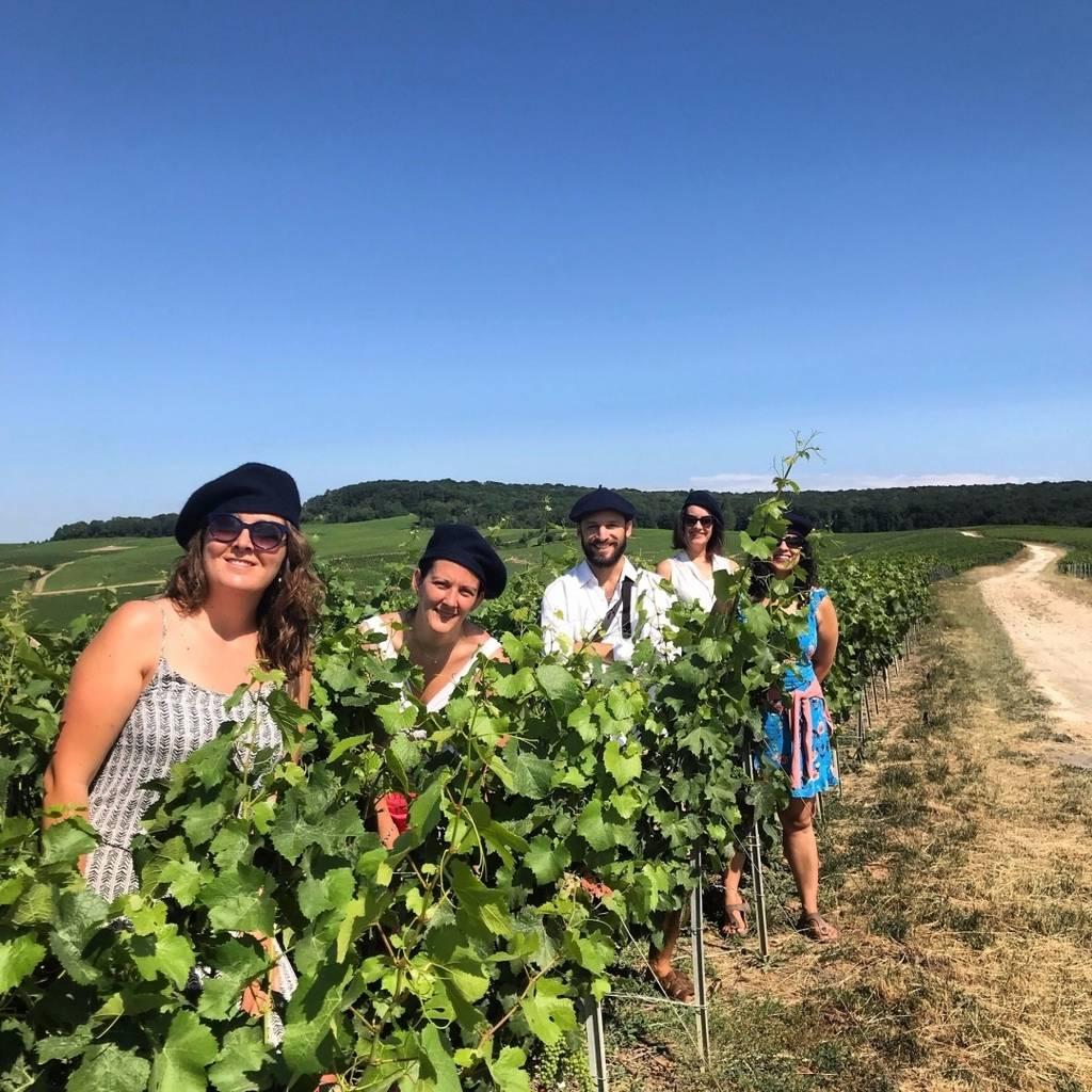 Private oenotouristic escapade in Aÿ-Champagne