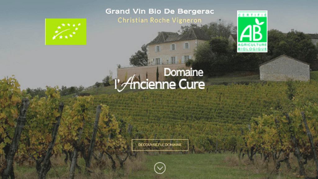 Domaine L'ancienne Cure