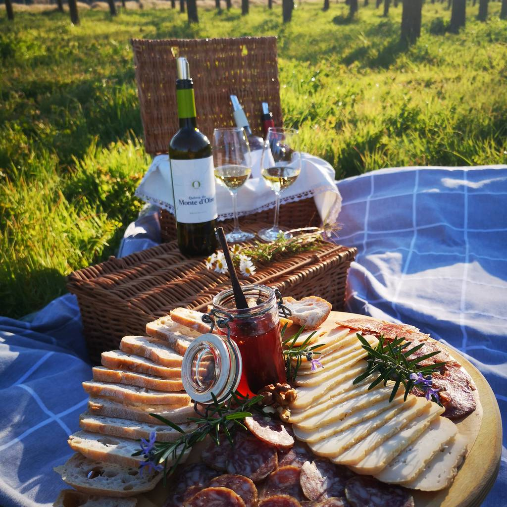 - Countryside Picnic