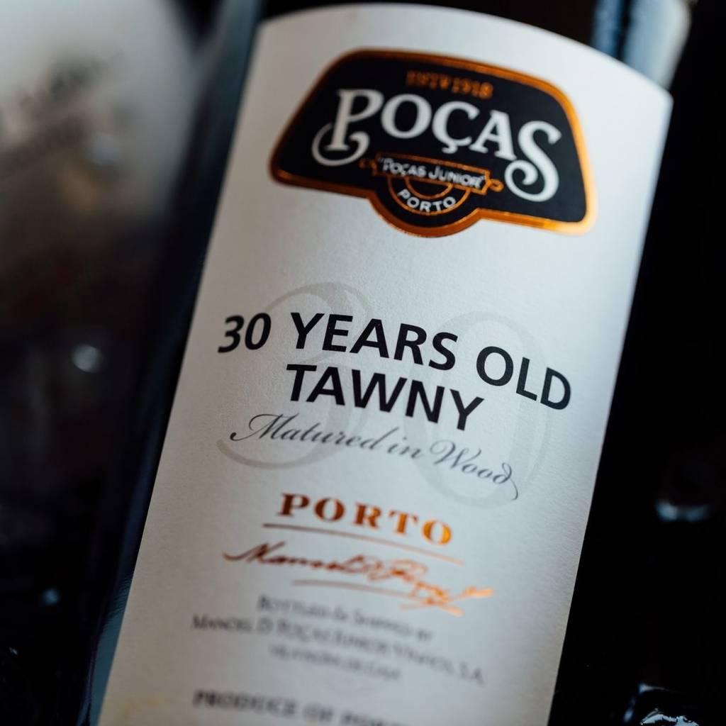 Bezoek en proeverij van Poças Vieux Portos - Proeverij van 4 decennia Tawnys