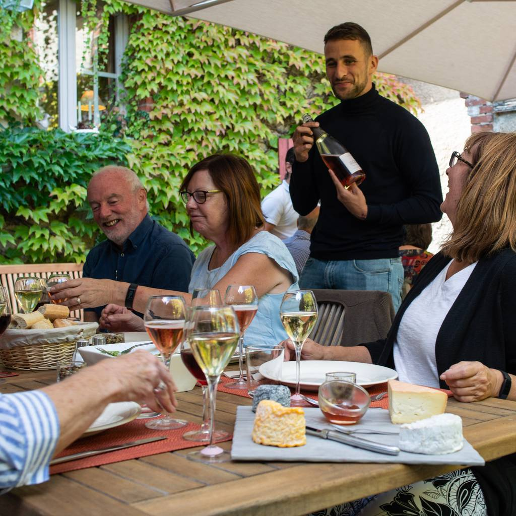 - Veuve Clicquot,  family grower day tour & lunch