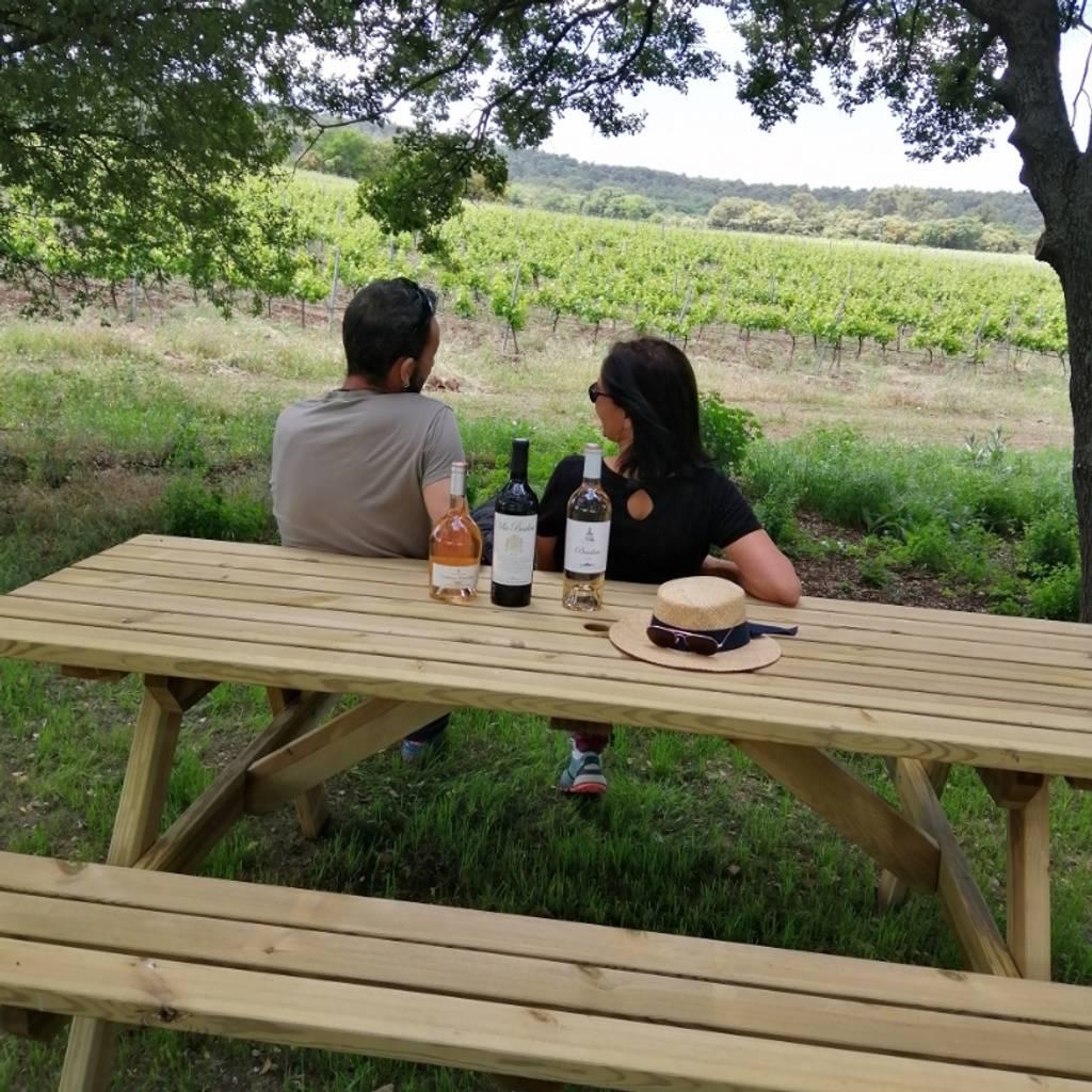 Pique-Nique dans les vignes le 18, 19 et 20 juin