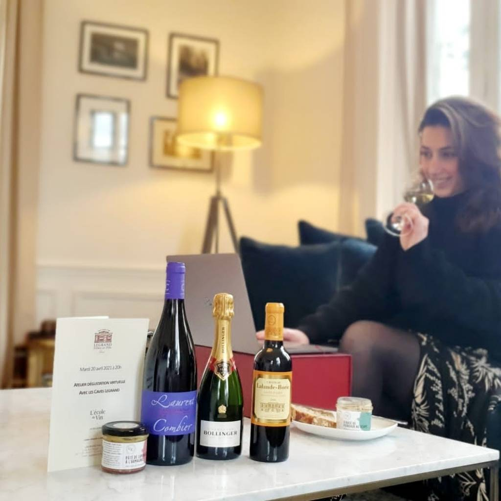 """Online tasting course - """"Off the beaten track"""""""