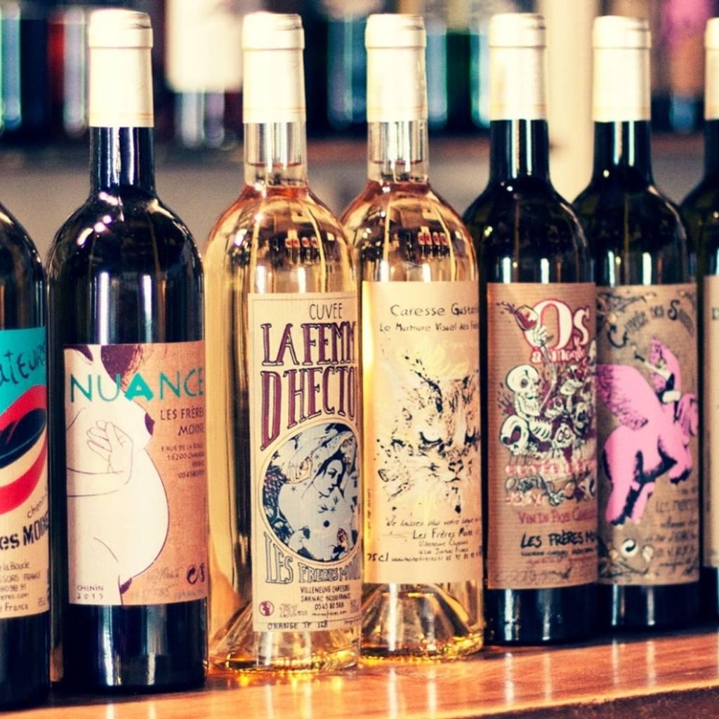 Cata de vinos Les Frères Moine