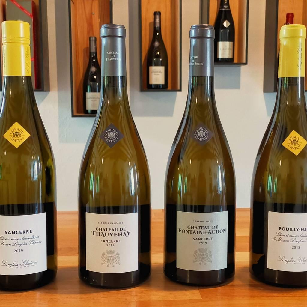 Visita y degustación de vinos de Château De Thauvenay.