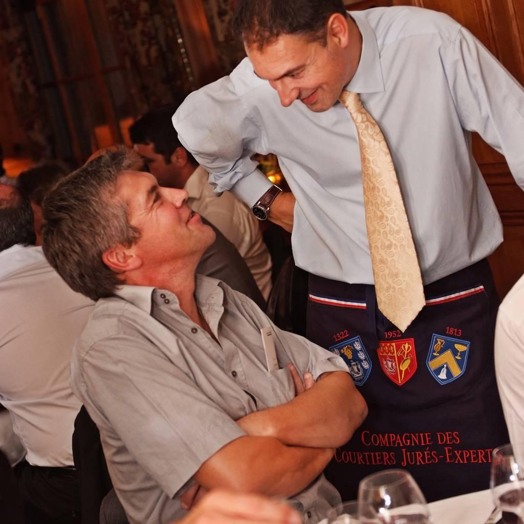 - Match-dégustation Rhône nord versus Rhône sud