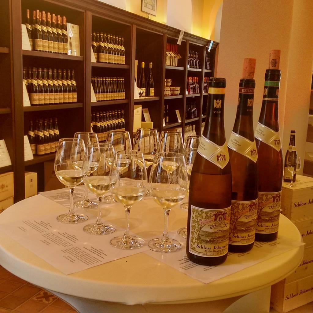 - Rheingau Wine Walking Tour