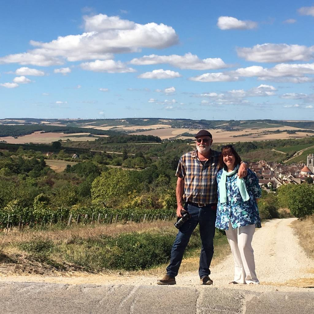 - Full day visit of the vineyards of Chablis & northern Burgundy