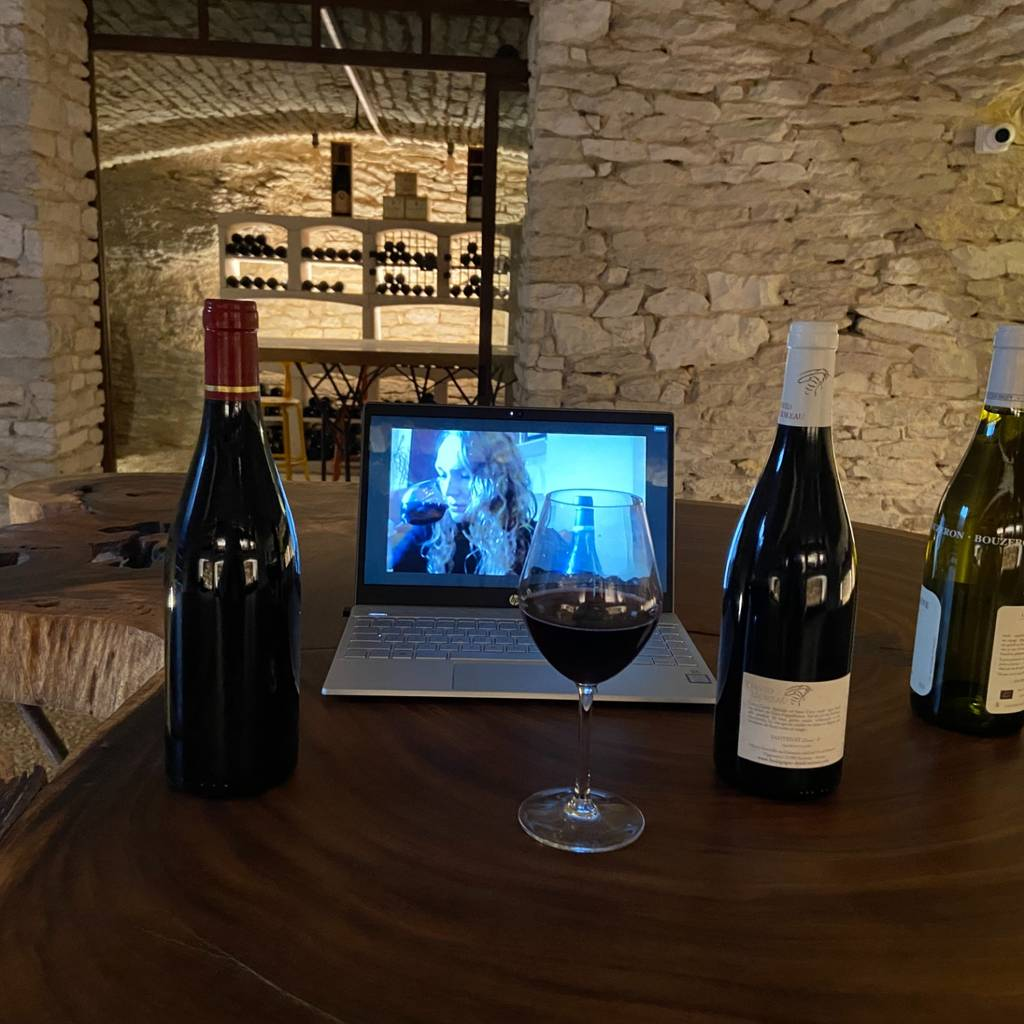 Virtual group tasting: discover the jewels of Burgundy
