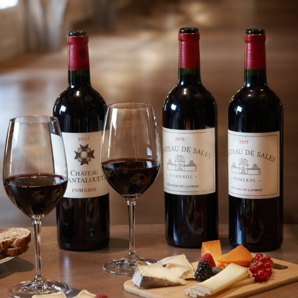 A treat for the tastebuds - wine & cheese pairing