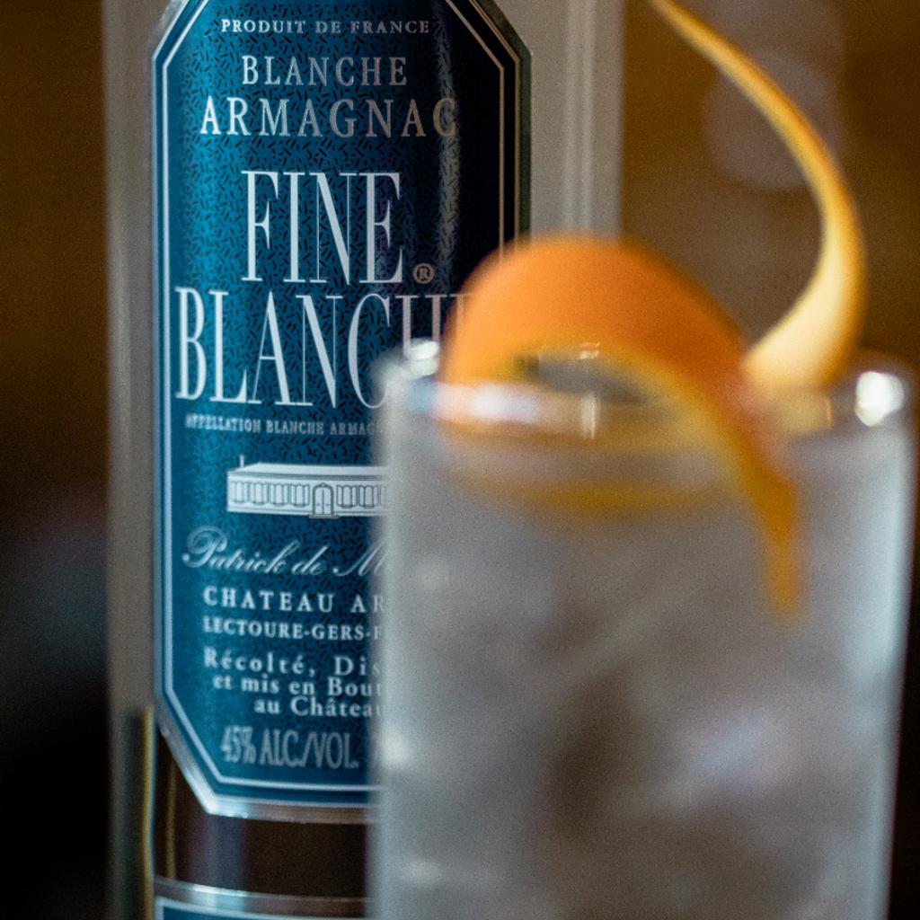 - The origins of Blanche d´Armagnac & Mixologie