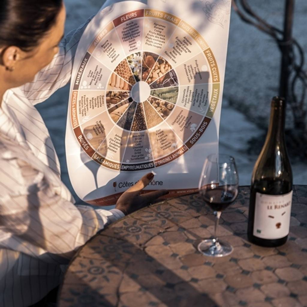 Tailor-made tasting to meet the Southern Cotes du Rhone