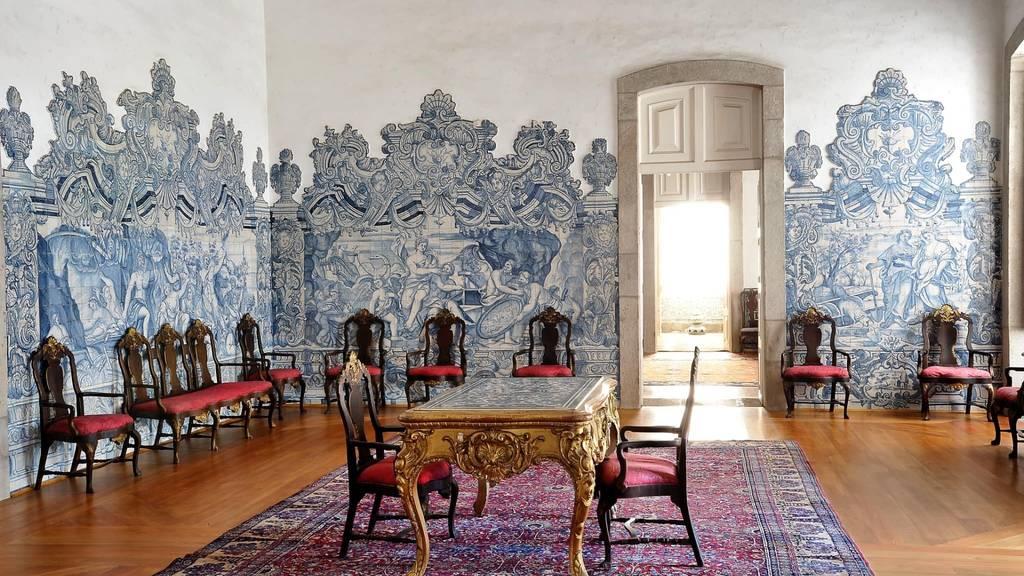 Palácio Dos Condes De Anadia - Mangualde/Viseu