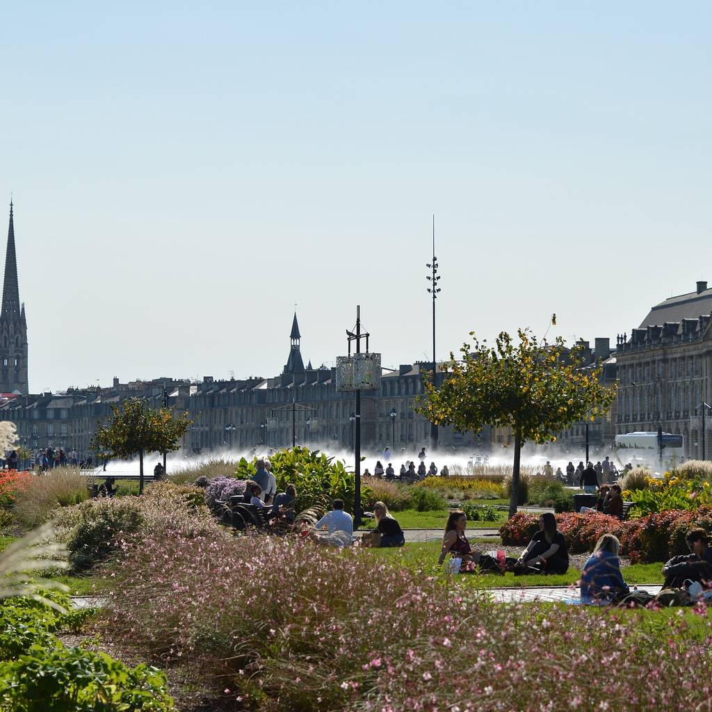 - Bordeaux guided tour and wine tasting