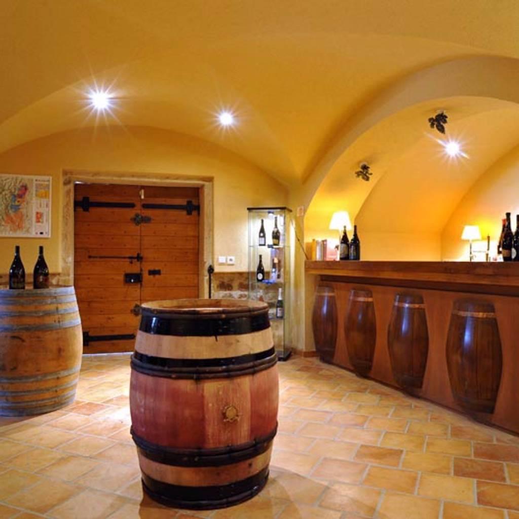 Dégustation des vins du Domaine