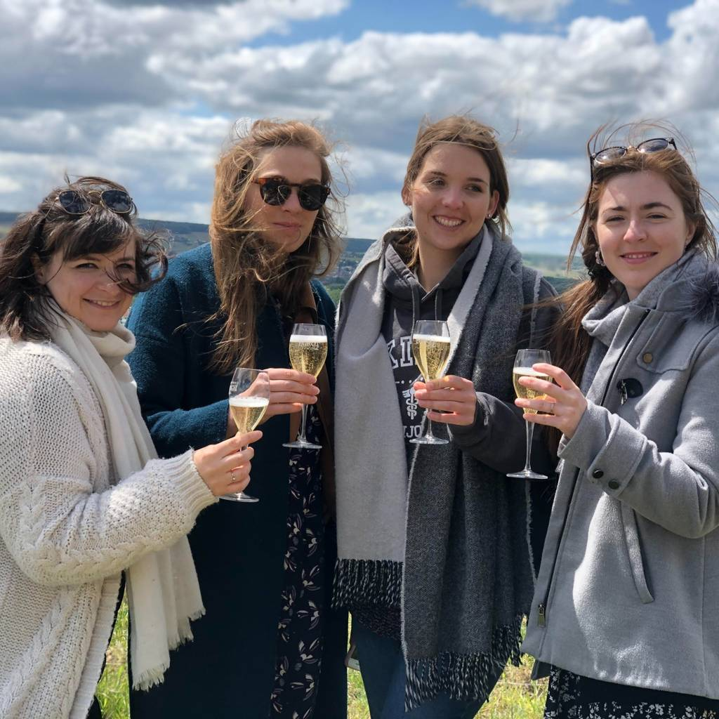 - Sabering Experience for bachelor/bachelorette parties in Champagne