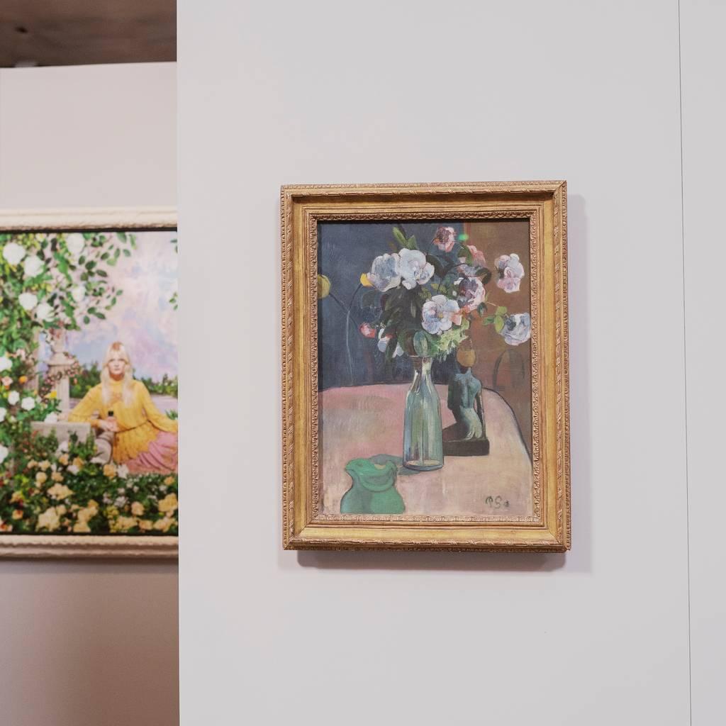 """- Visita libera """"Blooming"""", mostra effimera di Domaine Pommery e degustazione"""