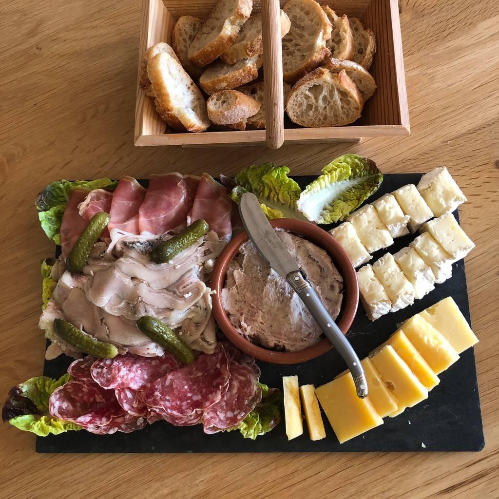 - Food and wine pairing visit
