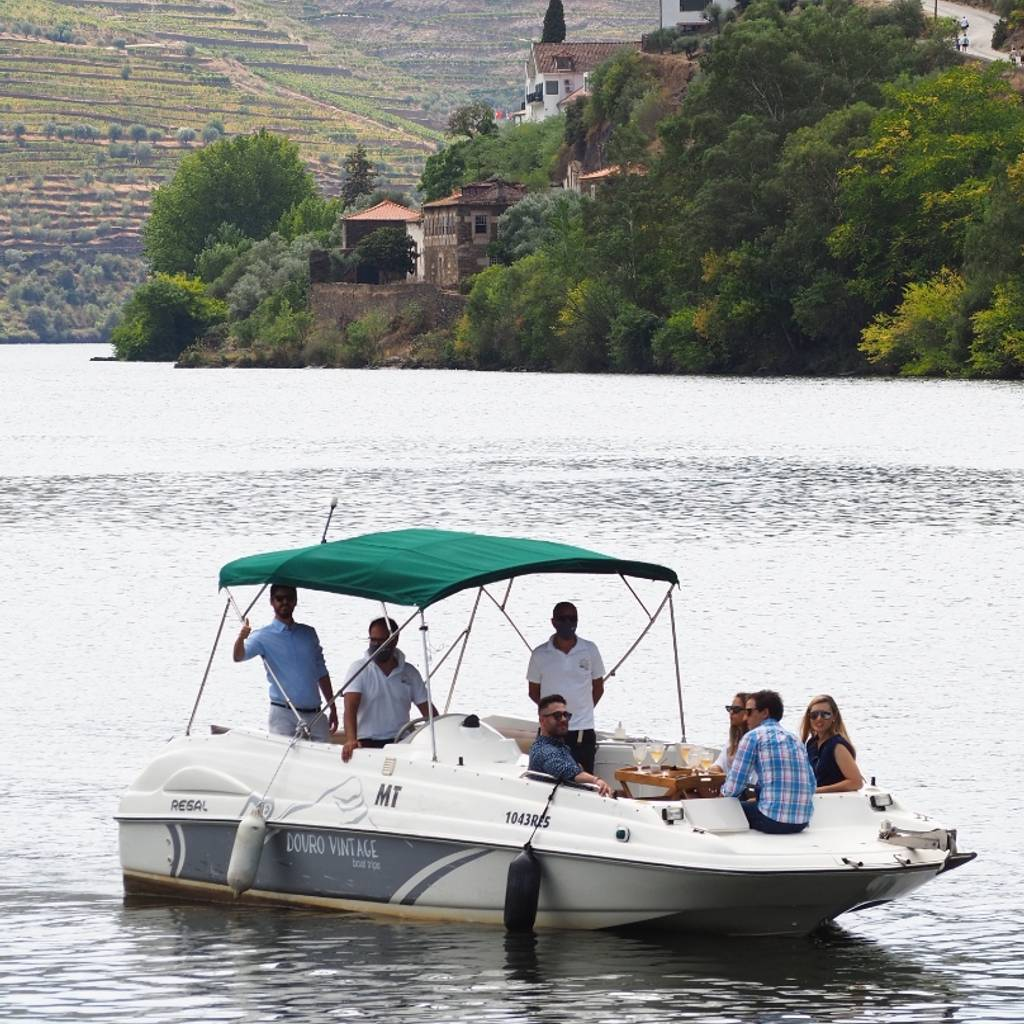 Wine Venture & Boat Trip in Douro Valley