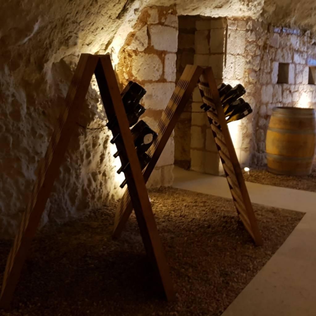 """Visite """"Secrets de cave"""""""