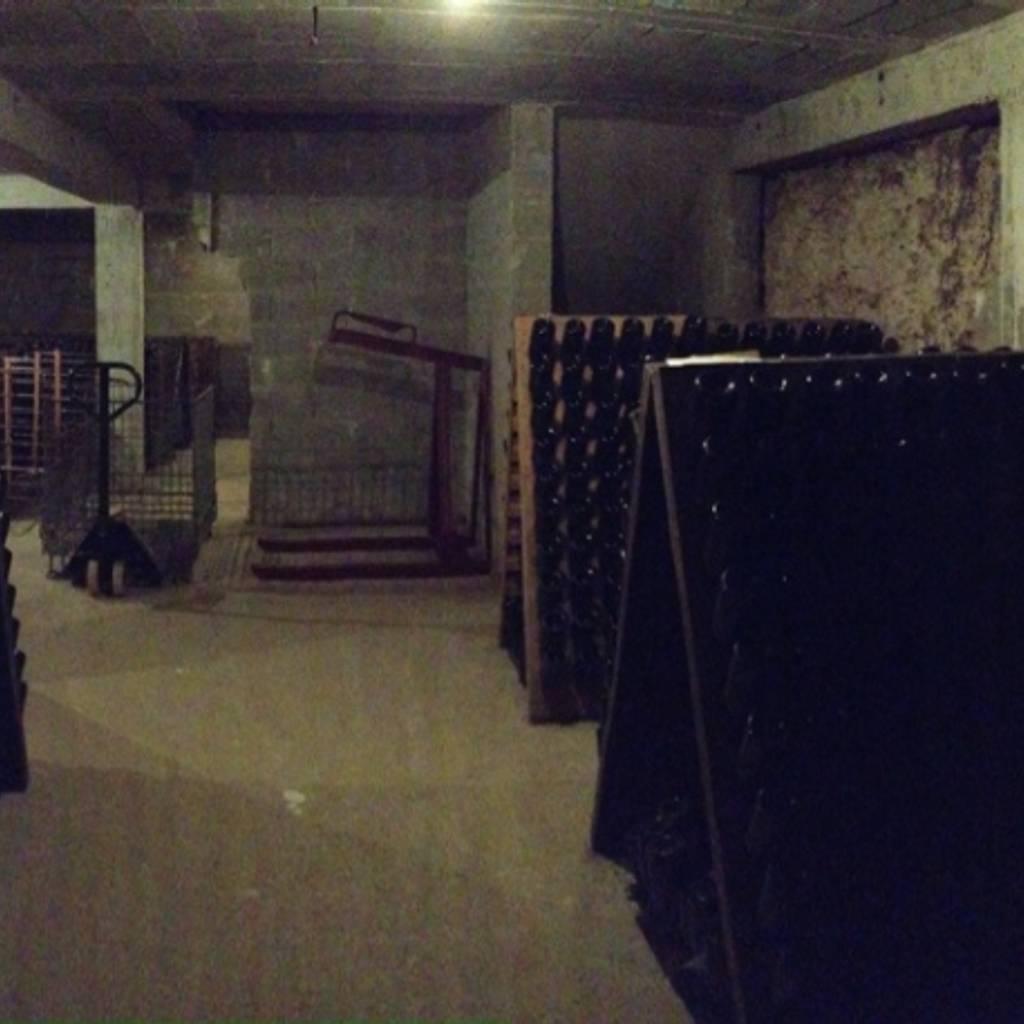 Cellar Tour & Tasting
