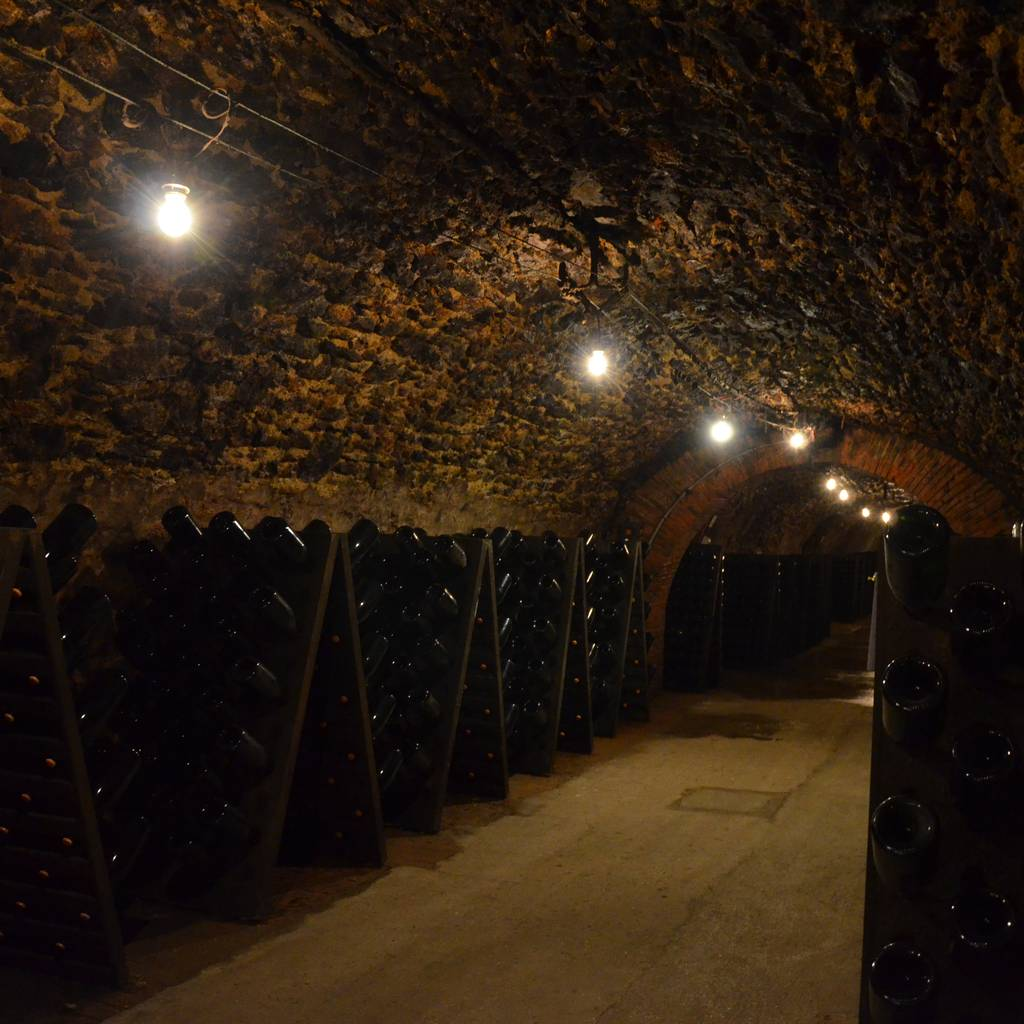 - The heart of the Champagne region