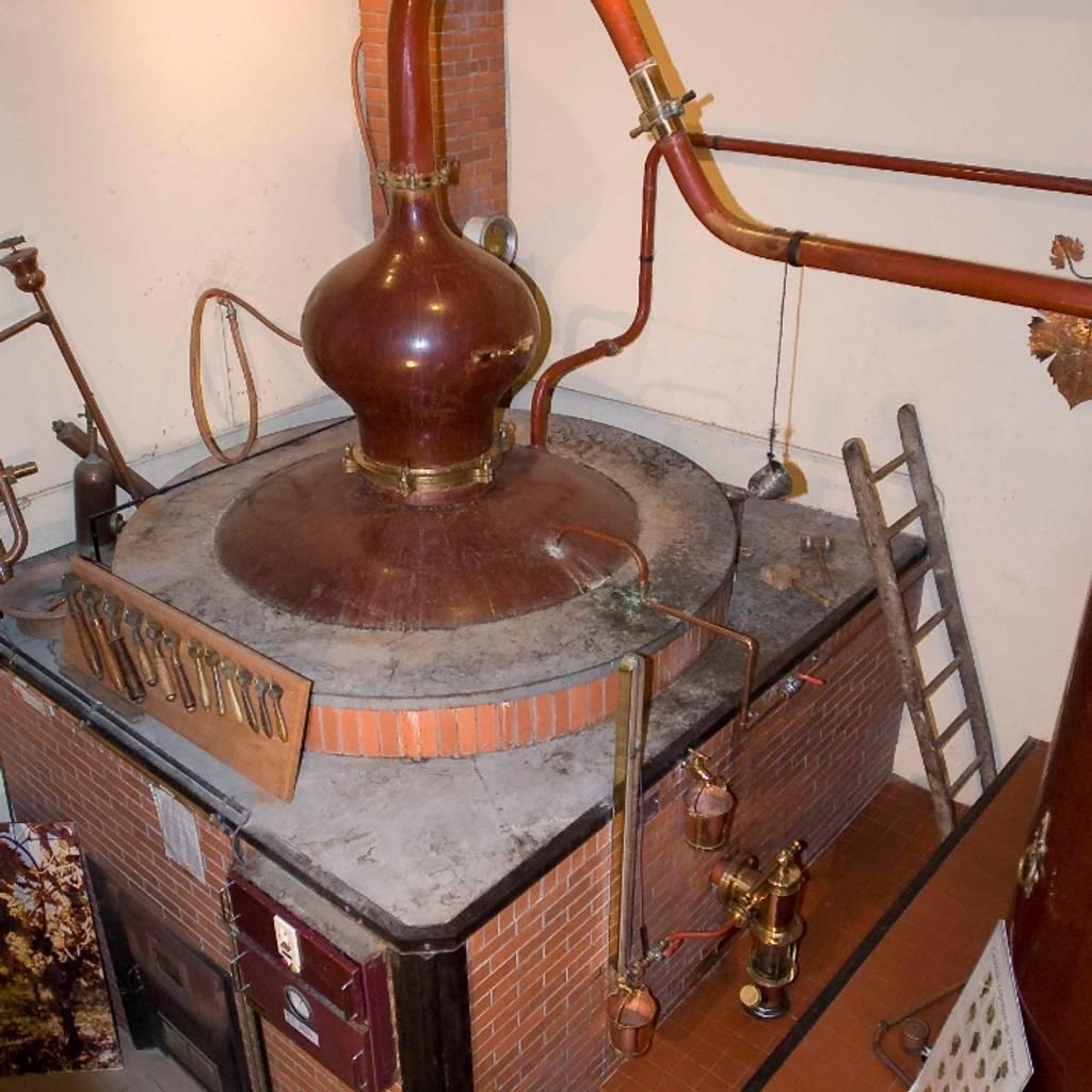The Distillation of Cognac | Les Frères Moine