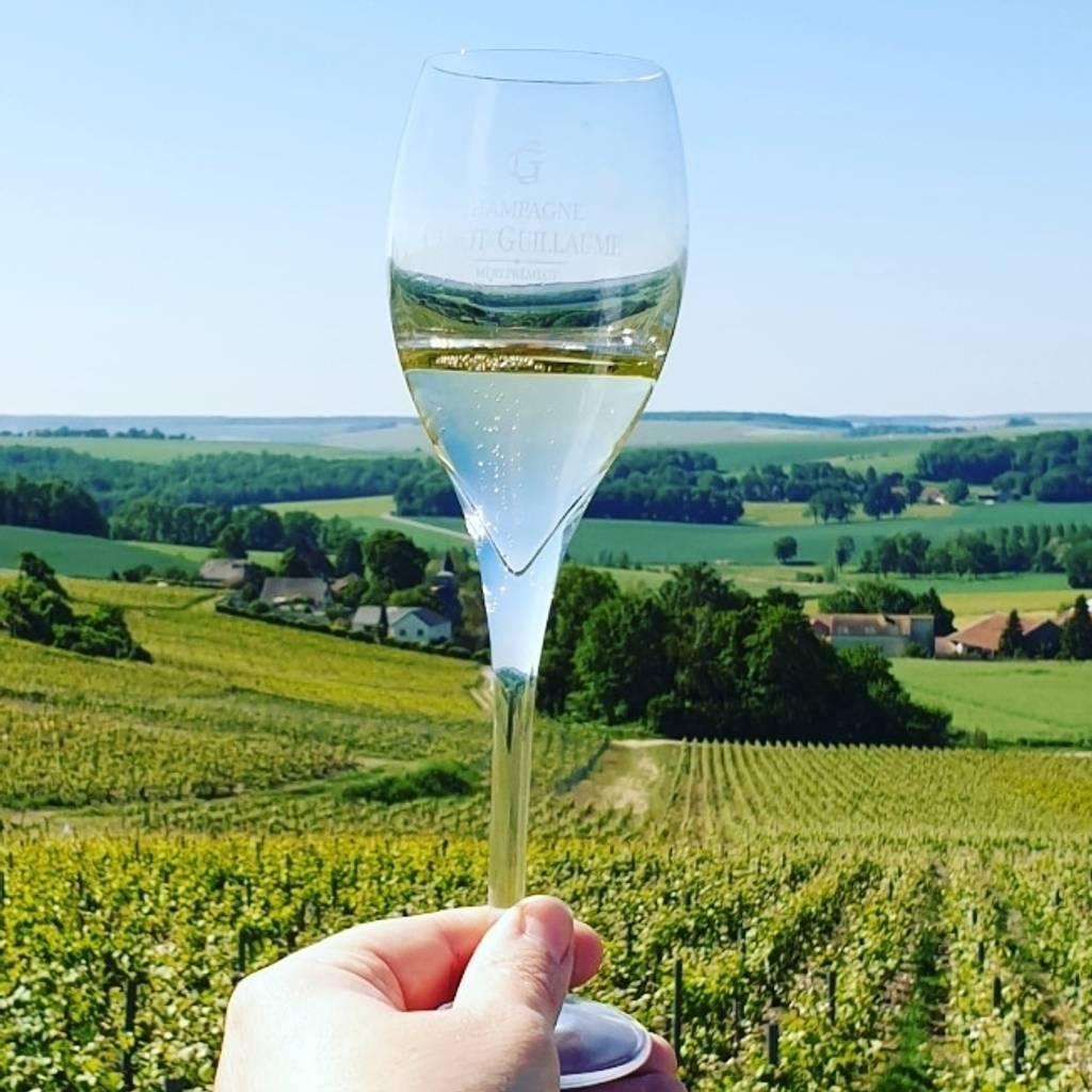 Balade et dégustation au Champagne Guyot-Guillaume