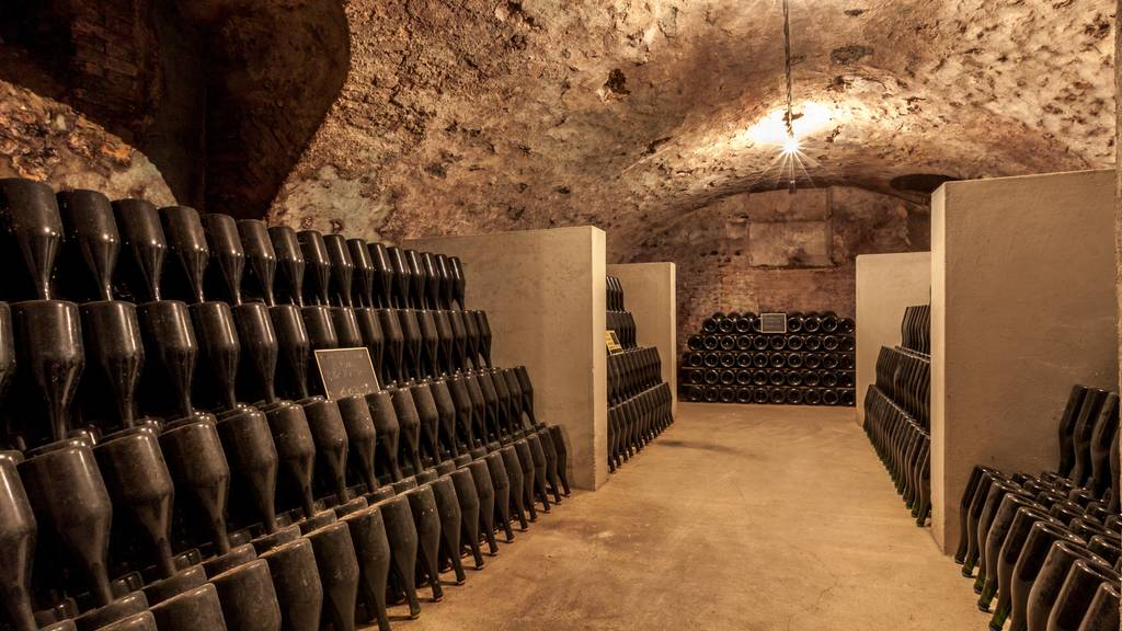 Visit of the historics cellars of Pierry and tasting of 3 Champagne