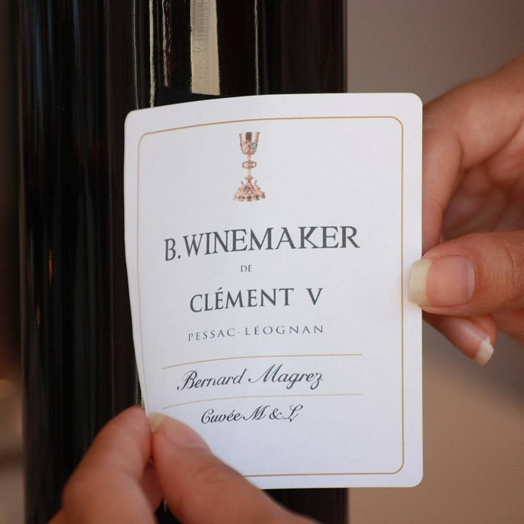 B-Winemaker: Tour Carnet grape varieties