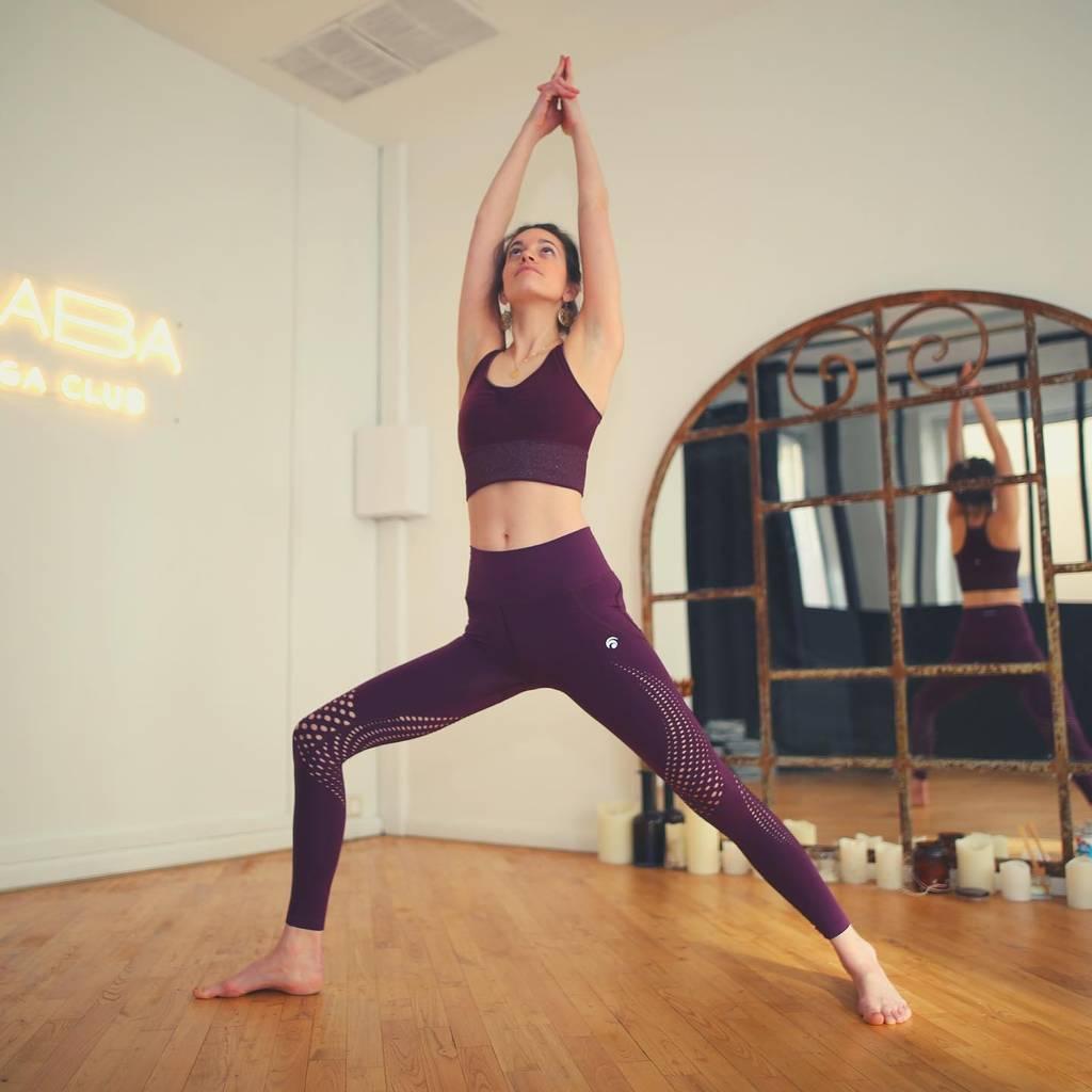 - Yoga & Wine