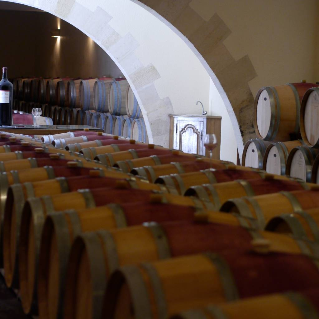 - Visit and barrel tasting