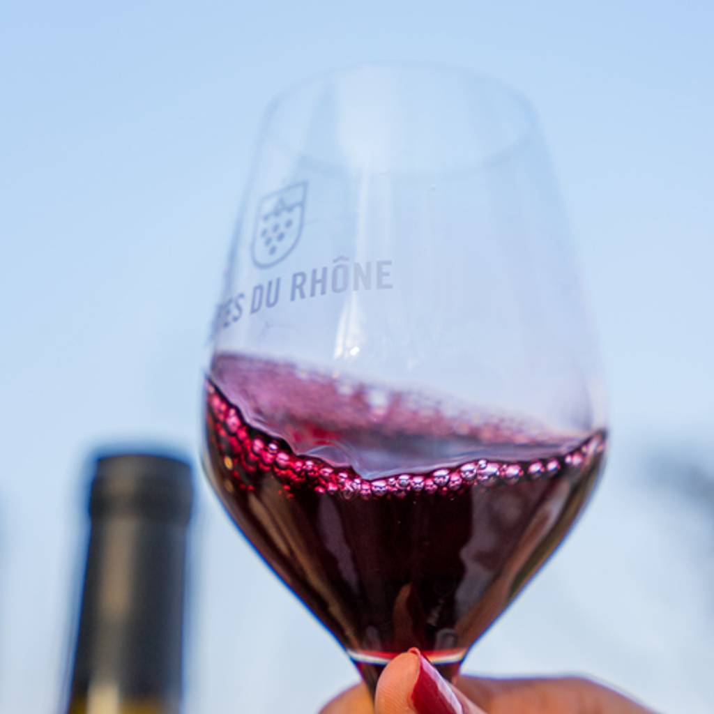 - Tailor-made tasting to meet the Southern Cotes du Rhone