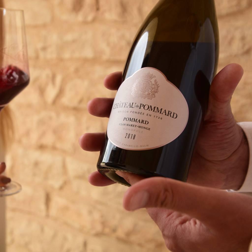 - Bourgogne Vue du Ciel