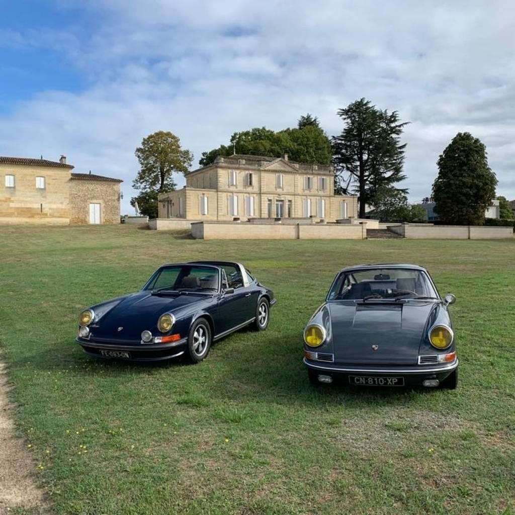 - 25 septembre - Classic Car & Saint Émilion - Rassemblement de véhicules de collection et d'exception
