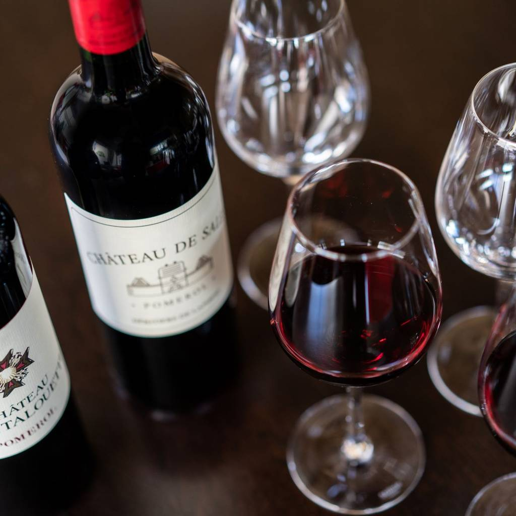 - A treat for the tastbids – wine & chocolate pairing