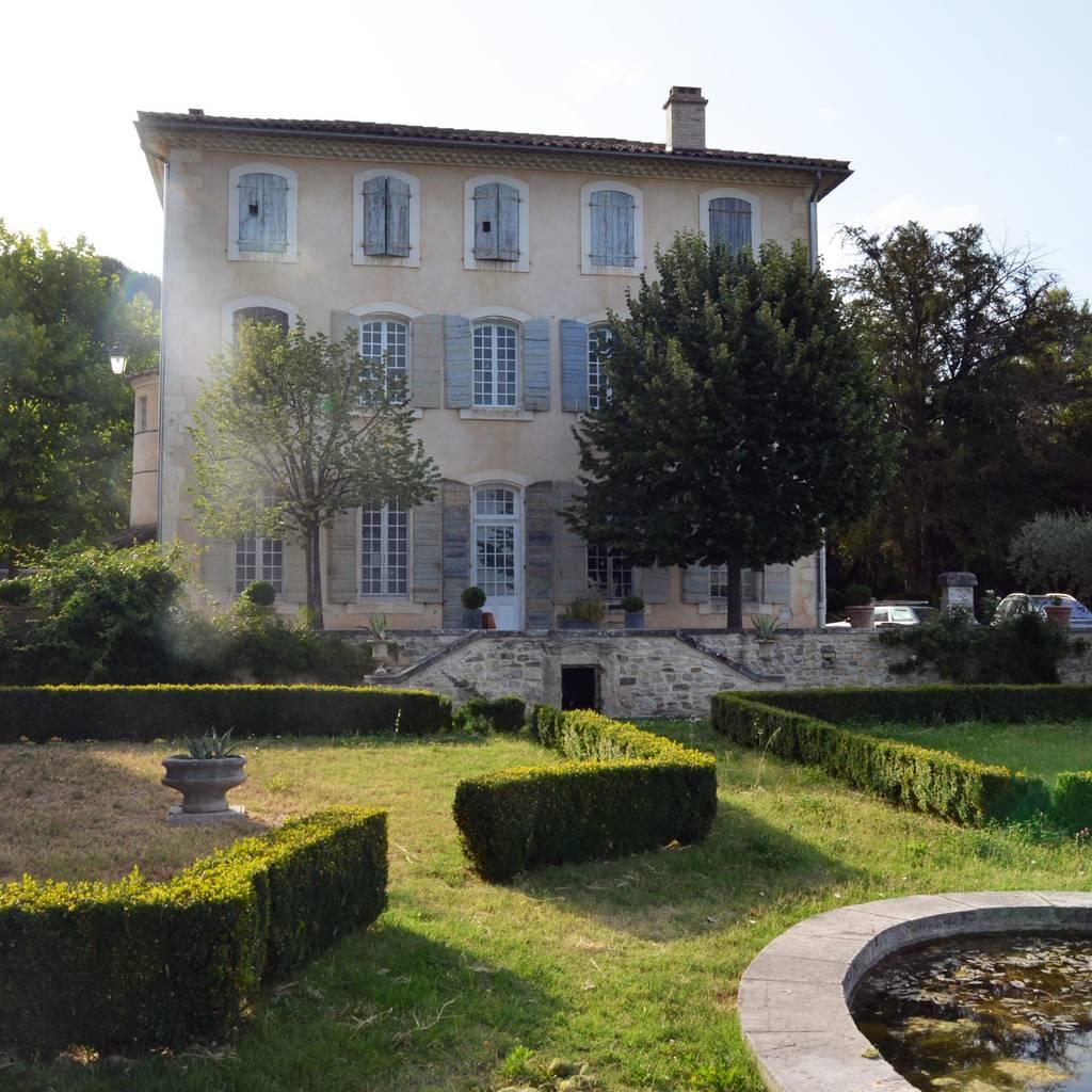 - Vadrouille en Ventoux - Château Landra
