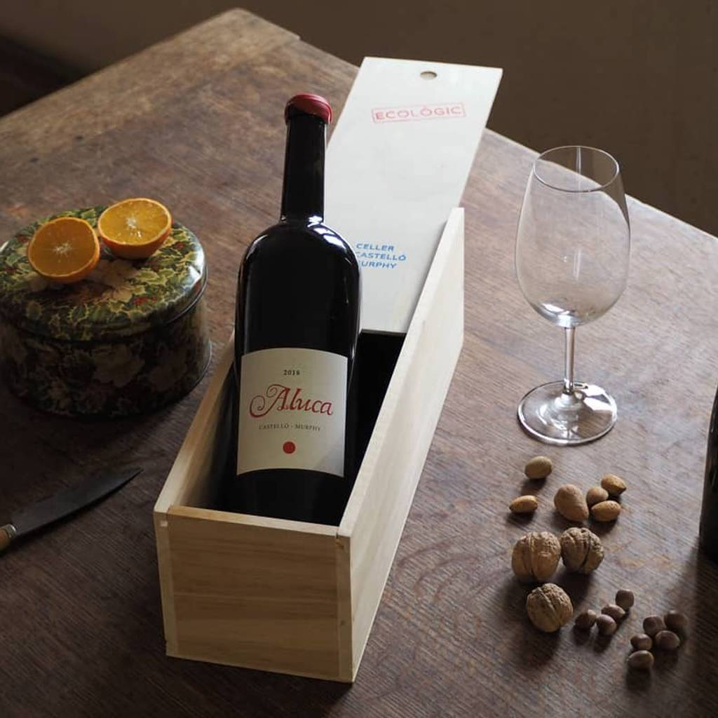 - Wine tasting and visit of the family cellar