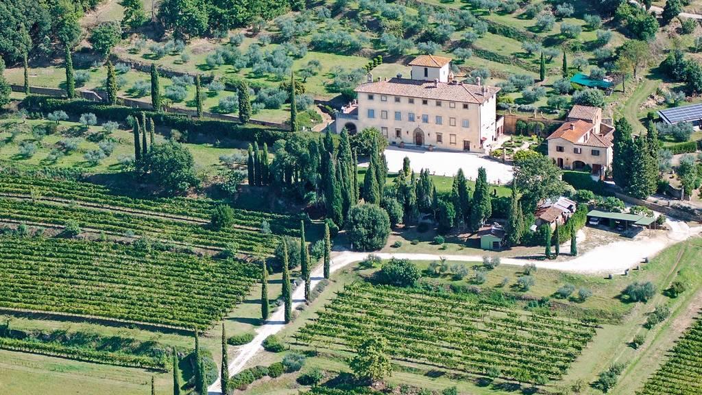Villa La Ripa