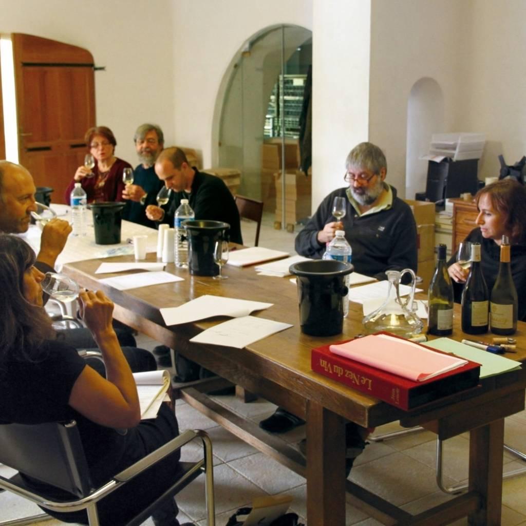 """Weekend oenologique """"Déguster et connaître le vin"""", chez un vigneron"""